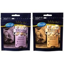 HiLife Indulge Me Cat Treats Dried Real Natural Chicken Duck Breast Cats Treat