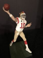 "Jimmy Garoppolo San Francisco 49ers Jersey Custom 6"" Mcfarlane Football Figure"