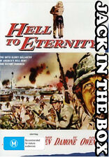 Hell To Eternity DVD NEW, FREE POSTAGE WITHIN AUSTRALIA REGION ALL