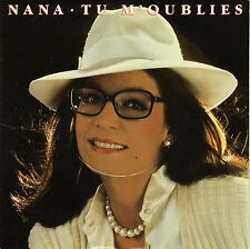 NANA MOUSKOURI TU M'OUBLIES (VANGELIS) / ALLELU...ALLELUIA FRENCH 45 SINGLE