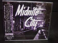 MIDNITE CITY ST + 1 JAPAN CD Tigertailz Vega Blood Red Saints Eden's Curse UK HR