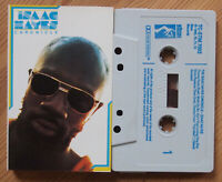 ISAAC HAYES - CHRONICLE (STAX TC-STM 7003) 1978 UK COMPILATION CASSETTE EX COND!