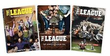 The League ~ Complete Season 1-3 (1 2 & 3) Collection ~ BRAND NEW DVD SETS