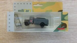 """Herpa 746335 - 1/87 Mercedes 3000 Tank Vehicle """" Fighter Squadron 1 - New"""