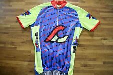 Vintage Cinelli Fantasy Half Sleeve Cycling Jersey