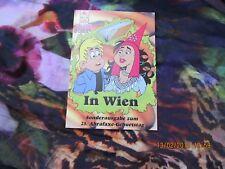 Fanzine In Wien- Jubiläumsausgab sehr Selten(nur 100 exemplare )16seiten