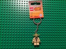 Lego key chain 853449 Star Wars JEDI MASTER YODA Accessories w/ Tags Minifigure