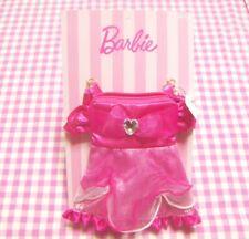 Barbie Pink Dress Zipper Pouch / Japan Cute Bag
