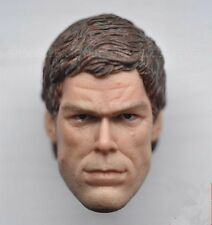 "1/6 Male Head Sculpt Dexter Michael C. Hall Dexter Morgan F 12"" Action Figures"