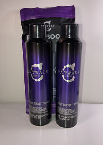 2—Tigi Catwalk Root Boost Spray For Lift And Texture 8.5 Oz Full Sz Each👌👌👌👌