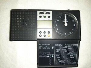 Vintage BRAUN Type 3869/ABR 314 df Radiowecker, Wecker, Radio, alarm clock
