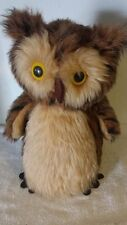 """"""" PILLOW PETS """" OWL VINTAGE 1977 12"""""""