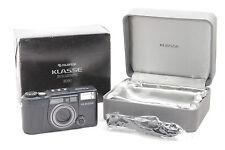 """""""NEAR MINT"""" Fujifilm Klasse Professional Black 35mm Film Camera from Japan #429"""