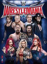 WWE: Wrestlemania XXXII (DVD, 2016, 3-Disc Set)