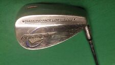PureSpin Diamond Face Lob Wedge Right Handed 60* Steel Shaft