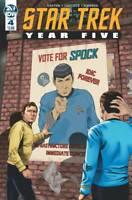 Star Trek Year Five #1-4 | Main & Variant | VF/NM 2019 IDW Comics