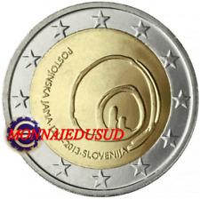 2 Euro Commémorative Slovénie 2013 - Grotte de Postojna
