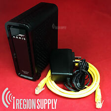 Arris Motorola SURFboard SB6183 Docsis 3.0 Cable Modem Comcast, Time Warner, WOW