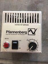Pfannenberg FLHTF125-120 Fan Heater With Thermostat