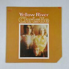 CHRISTIE Yellow River E30403 LP Vinyl VG+ Cover VG+ Cut Corner