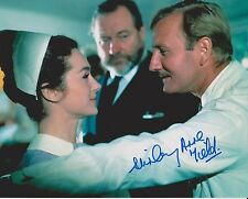 Shirley Anne Field Signed 8x10 Photo - Doctor in Clover (1966) - RARE!!! G214