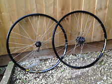 Mavic 717 XC Retro 26in Mountain Bike Wheels with Shimano XT Disc Hubs