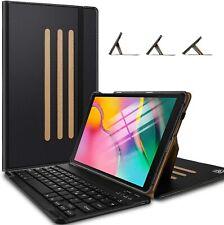 Yocktec Custodia Tastiera per Samsung Galaxy Tab A T510/T515 10.1 Pollice[Englis