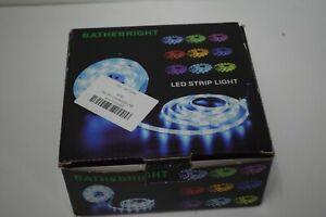32FT/10M RGB Flexible Strip LED Light + 44 Key With IR Remote Controller