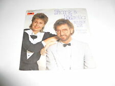 "FRANK & MIRELLA - Nou En of Love - 1986 Dutch 7"" Juke Box vinyl single"