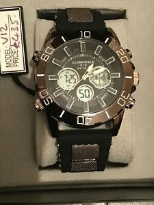 New Boxed Globenfeld V12 Mens Watch Normal Sale Price £435