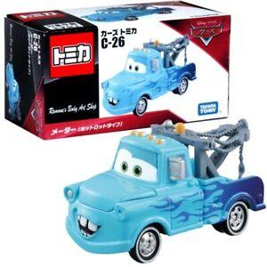 Tomica Takara Tomy Disney Mini PIXAR CARS C-26 Mater Lamone Paint Diecast toy