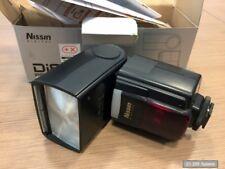 Nissin Speedlite di866 Professional Flash para Canon DSLR, pantalla lcd Gebr.