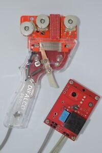 Difalco H.O. slot car controller, DD531, w/ coast, choke