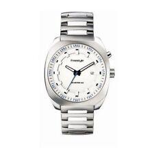 Freestyle Mens Phospher 40249 Wrist Watch NEW Silver Backlight Date Sports Watch