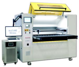 CO2 Laser Maschine mit bis zu 1000W für Ihre Produktion Hergestellt in Plauen
