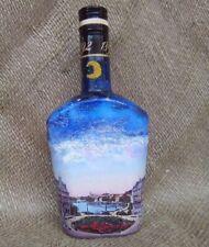 Bottle Glass for whiskey rom brandy cognac handmade gift