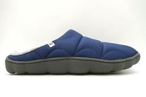 Clarks Cloudsteppers Navy Blue Casual Driving Slippers Shoes Women's 8 M