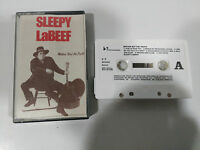 Sleepy Labeef Nothin But The Truth Tape Kassette Spanisch Ed Dro Hansa 1988