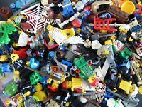 LEGO Figuren Figurenteile Zubehör Torso Beine Füße Köpfe Zusammenstellung wählen
