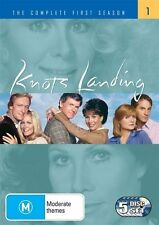 Knots Landing: Season 1 (DVD, 2007, 5-Disc Set), NEW SEALED REGION 4
