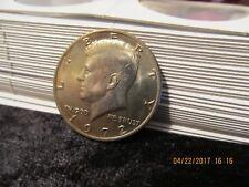 1972 KENNEDY HALF DOLLAR from US Mint Set!! Uncirculated - BU #3