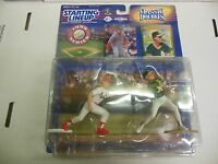 Mark McGwire Cardinals, A's Classic Doubles 1999 Starting Lineup. 072213ame