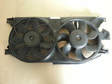 A1635000155 MERCEDES ML W163 TWIN  ELECTRIC FAN WITH COWLING