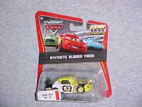 "MATTEL HW DISNEY PIXAR CARS ""LEAK LESS #52"" with RUBBER TIRES - VHTF"