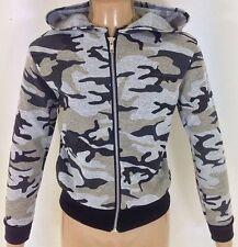Manteaux, vestes et tenues de neige gris avec capuche pour fille de 2 à 16 ans Hiver