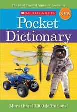 Scholastic Pocket Dictionary , Scholastic