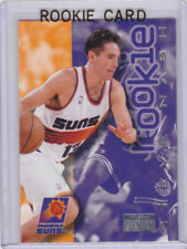 STEVE NASH ROOKIE CARD Skybox Premium NBA RC 1996/97 Basketball PHOENIX SUNS