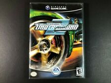 Need for Speed: Underground 2 (Nintendo GameCube, 2004) CIB Complete in Box
