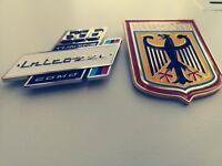 BMW E36  Gift Set 2 X Bimmer 3 series badges 1990-00 BMW E36 grill badges emblem