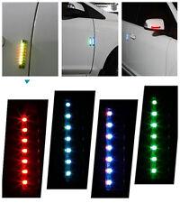 LED Warning Lights for Protector Car Door Side Car Grille Car Front/Rear Bumper